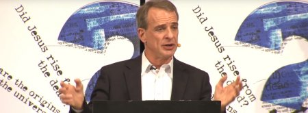 William Lane Craig speaking